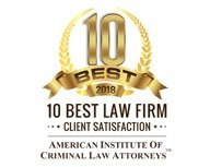 Top Rated NJ Criminal Lawyer